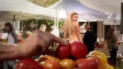 """<p>It's that time of the year again when the Super Bowl's most daring ad-makers come out to play.</p><p> But if first impressions are to go by, some viewers may be losing their appetite for raunch during the big game.</p><p> Fast food chain Carl Jr's 2015 addition plugging its new all-natural burger was met with fiery debate online this week – however, it wasn't the grass-fed beef that had everyone talking.</p><p> Instead, it was the 53-second clip's buxom lead – virtual unknown model Charlotte McKinney, 22 – famous for her 100 percent real assets.</p><p> """"Just saw a preview of Carl's Jr commercial for Super Bowl. Now I need a cigarette,"""" one person tweeted.</p><p> Another wrote, """"Setting feminism back four decades.""""</p><p> With a predominantly young male market, Carl's Jr is no stranger to raunchy Super Bowl ads and has featured celebrities such as Heidi Klum and Kate Upton in the past.</p><p> The cheap eats giant has refuted accusations of sexism and claims that McKinney was happy with the shoot.</p><p> Have they gone too far this time? Click through to watch the ad and other oversold sexy Super Bowl contenders.</p>"""