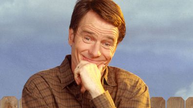 Malcolm in the Middle (Hal played by Bryan Cranston)