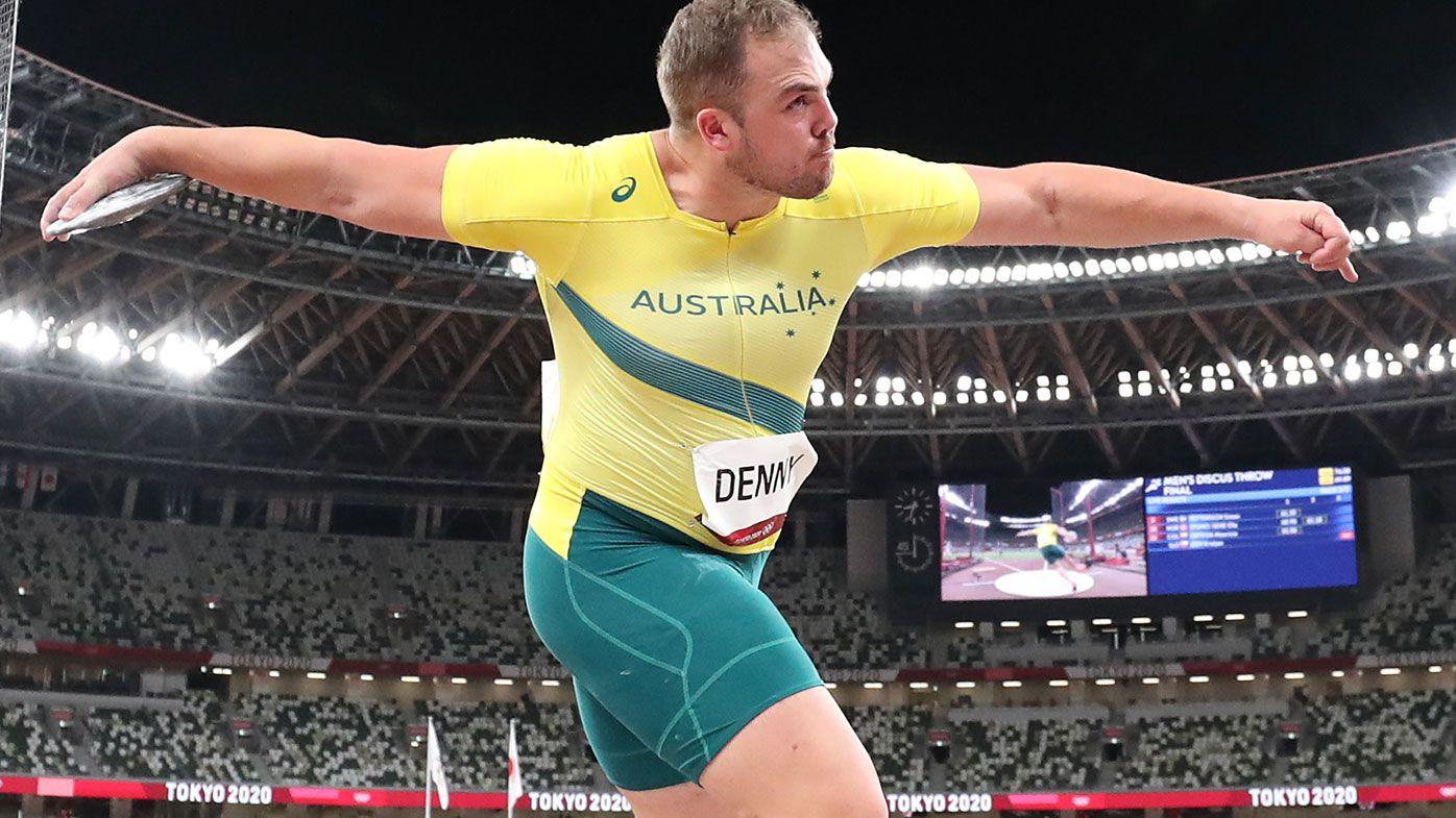 Heartbreak as Aussie misses medal by just 5cm