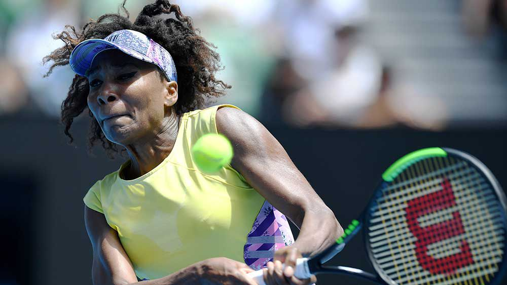 Australian Open: ESPN commentator claims he chose wrong word in Williams racism row
