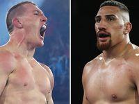 Gallen beats Browne by first-round TKO