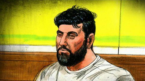Saeed Noori was remanded in custody. (9NEWS)