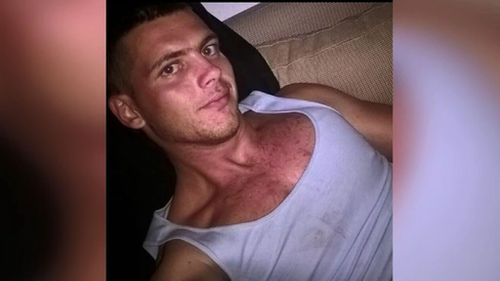 Aimee is believed to be travelling with this man, 'Jesse'. (Supplied)