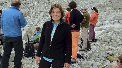 Suzanne Eaton disappeared on a run in Crete last week.