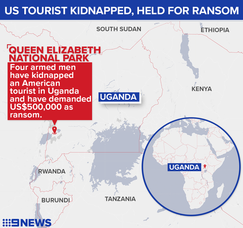 Experts say kidnappings from the National Park are rare.