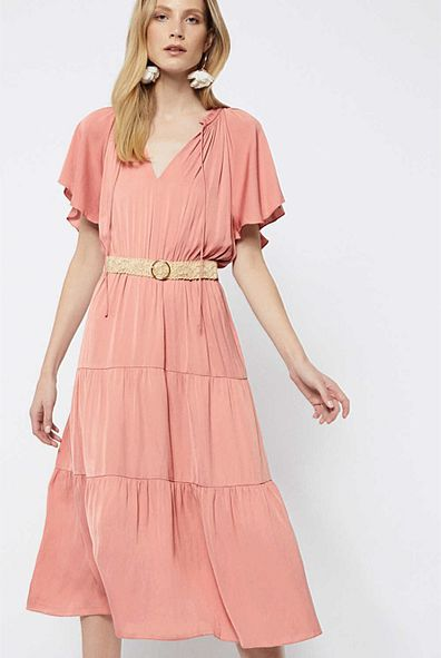 Witchery, Gypsy Dress, $149.95
