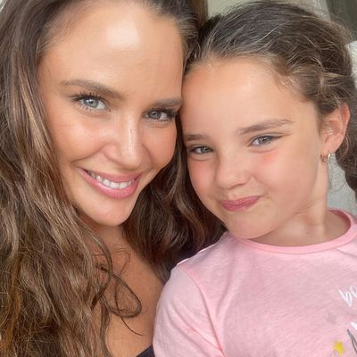 Jodi Gordon and daughter Aleeia