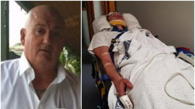 Father dies after wild pub brawl