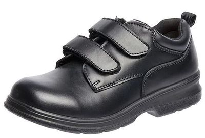 """<p>A brand new school year means brand new school shoes.</p> <p><a href=""""https://www.target.com.au/p/earl-junior-twin-tab-school-shoes/59574286"""" target=""""_blank"""">Target Earl Junior Twin Tab School Shoes, $35.</a></p>"""
