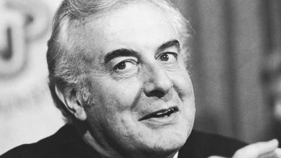 "<b>Former Prime Minister Gough Whitlam has died at the age of 98.</b> Australia's 21st prime minister has been remembered as an ""inspiration"" and a ""giant of his time"" following news of his death."