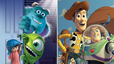 Pixar movies, ranking, Monsters, Inc., Toy Story