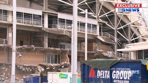 News Sydney Football Stadium demolition Sydney Cricket Ground Trust deal Sydney Roosters NRL