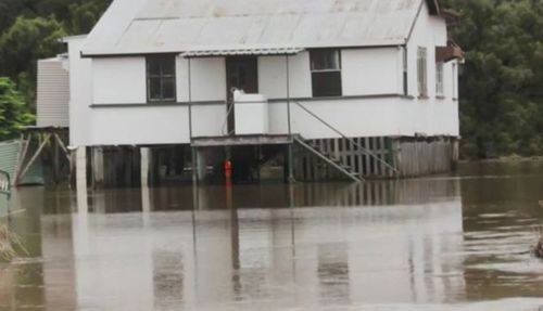 At the time of the floods, residents were unable to return to their homes for 12 days.