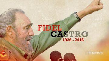 Fidel Castro dead at the age of 90