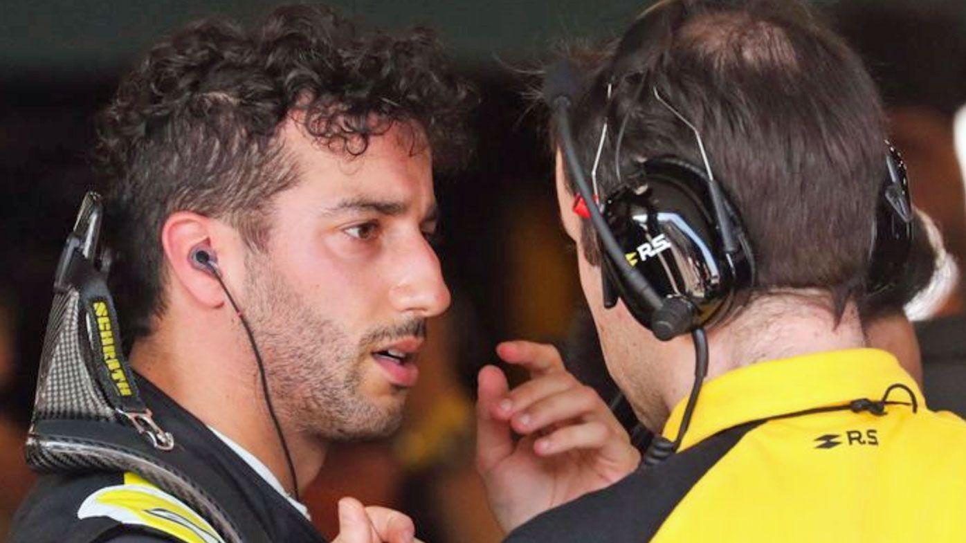 Renault boss slams Ricciardo salary speculation