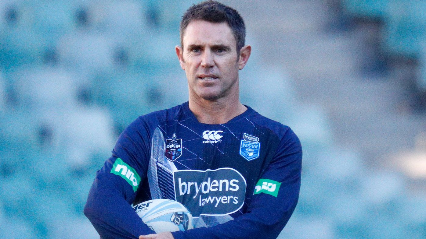 NRL players don't listen to education programs, lead 'fake lives', Brad Fittler warns