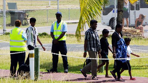 'Asylum seekers' detained on boat not refugees, but 'economic migrants': Morrison