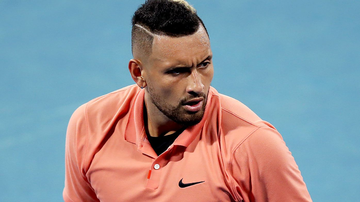 Nick Kyrgios fires back at crazy Novak Djokovic claim: 'Don't think I've done anything bad'