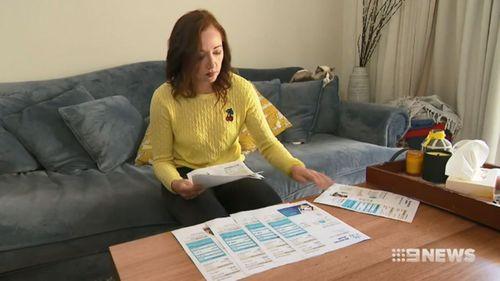 Lisa Chikarvoski was shocked by her power bill.