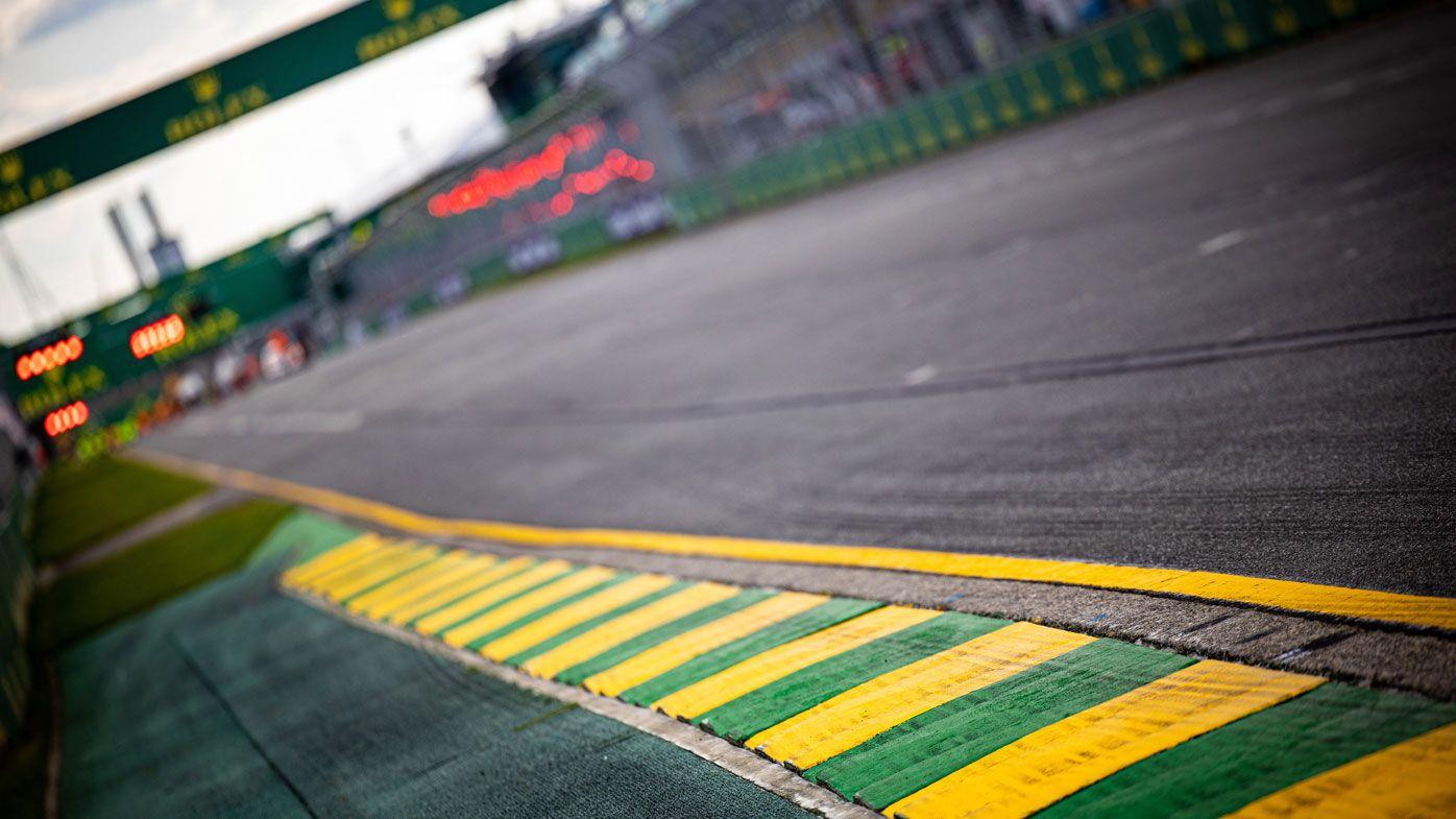 Three F1 team members placed in isolation amid coronavirus fears. (AAP)
