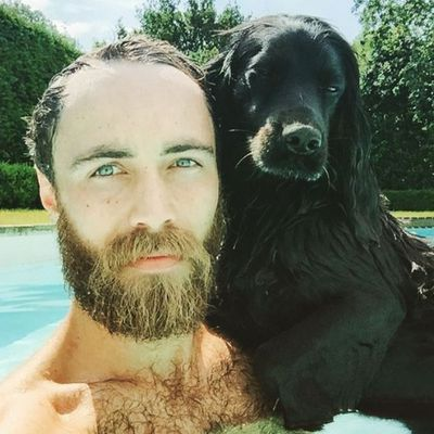 James Middleton has taken his Instagram off private!