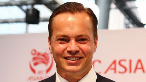 Former Socceroos and Chelsea goalkeeper Mark Bosnich. (9NEWS)