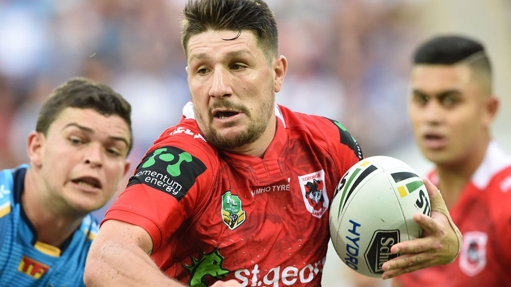 Widdop shines as Dragons beat Titans