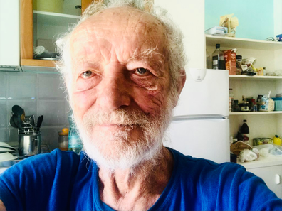 Mauro Morandi, Italian hermit who was evicted from Mediterranean island (Italy's Robinson Crusoe)