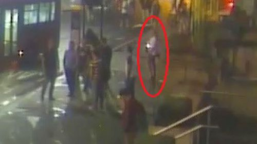 Sara Zelenak London bridge terror attack