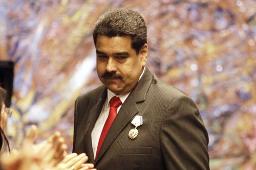 Venezuelan president Nicolas Maduro (Getty Images)