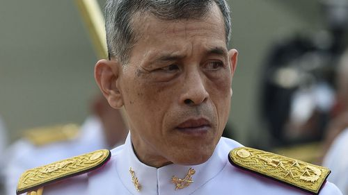 Thai man jailed for 35 years for 'defaming' royals on Facebook
