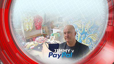 Jimmy v PayPal