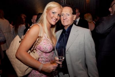 Brynne's husband Geoffrey Edelsten has recently accused a former business partner of trying to blackmail him for $1.5 million. As well as allegedly branding Brynne a 'gold digger', the accused is also claimed to have intended to ruin Brynne's reputation.