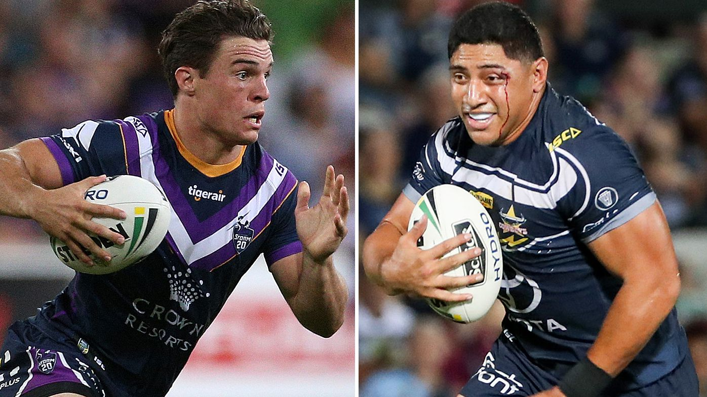 NRL match preview: Melbourne Storm vs North Queensland Cowboys - Round three