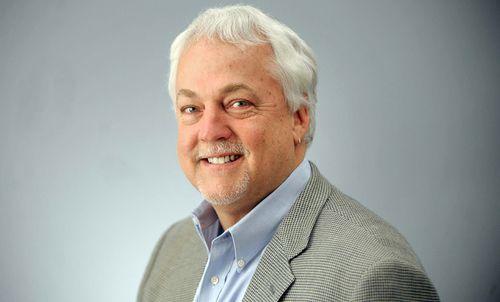 Capital Gazette deputy editor Rob Hiaasen. Photo by Baltimore Sun/TNS/ABACAPRESS.COM.