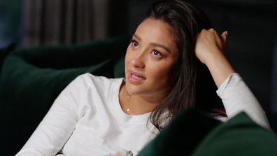 Pretty Little Liars star Shay Mitchell talks about her miscarriage on the first episode of her YouTube series Almost Ready