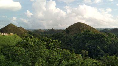Bohol's Chocolate Hills