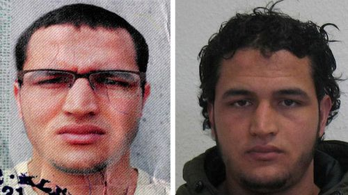 German authorities have named Anis Amri as suspect in the Berlin market attack. (Reuters)