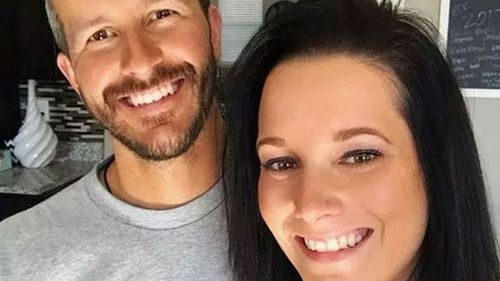 Christopher Watts and wife Shanann Watts.