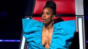 Kelly Rowland is a Coach on The Voice 2020.