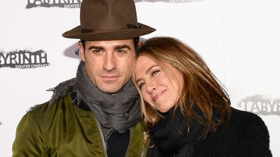 Jennifer Aniston and Justin Theroux get hitched