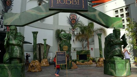 Watch: The Hobbit live world premiere in LA