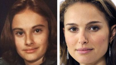This man looked just like Natalie Portman when he was 13 years old