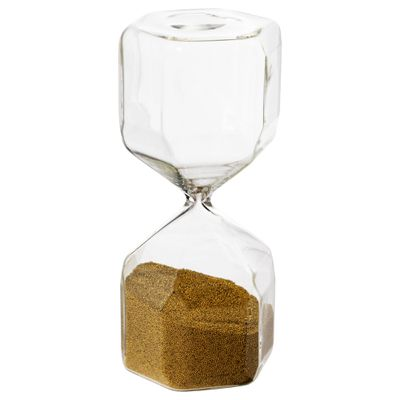 <strong>Like sands through the hourglass</strong>