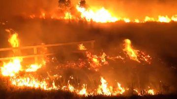 Western Australian fires.
