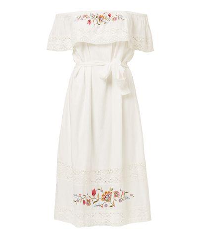 "<a href=""https://www.sportsgirl.com.au/lace-embroidered-dress-off-white?gclid=EAIaIQobChMI9pHx-_mb1wIVASUrCh3_CA-IEAYYASABEgImf_D_BwE"" target=""_blank"">Sportsgirl Lace Embroidered Dress, $119.95.</a>"