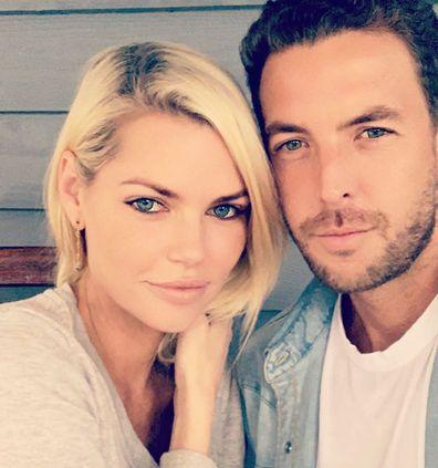 Sophie Monk and boyfriend Joshua Gross