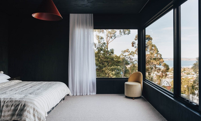 Slow Beam in West Hobart won the award of 'best designed stay'.