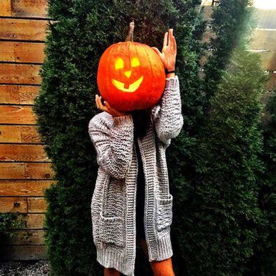Meghan Markle Halloween 2016