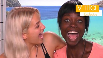 Exclusive: The news that got Isabelle and Cynthia really excited